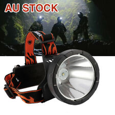 XML T6 LED 18650 Rechargeable Headlamp Head Light Camping Flashlight Torch Lamp