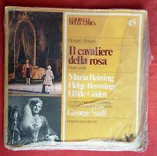 VINILE RICHARD STRAUSS I GIOIELLI DELLA LIRICA N° 45  LP NUOVO SIGILLATO