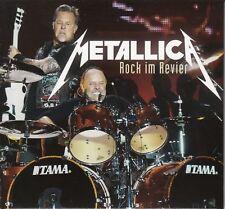 "METALLICA "" ROCK IM REVIER, 2 CD'S DIGIPACK"""