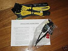 GENUINE IPF WIRING KIT WATERPROOF SPOT DRIVING LIGHTS