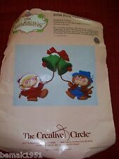 The Bumpkins by Fabrizio Ring Them Bells Creative Circle Kit No. 2336 from 1986