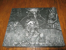 "DARKTHRONE ""Circle the Wagons"" CD enslaved aura noir"