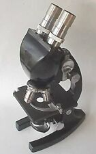 Vintage Bausch & Lomb Microscope
