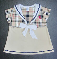 BABY GIRL DRESS Designer Outfit Dress Soft Cotton Formal Casual Baby Clothing
