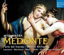 NEW Myslivecek: Medonte (Audio CD)