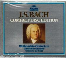 Bach: Christmas Oratorio - oratorio di natale, BWV 248, Karl Richter - box 3 CD