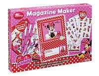 Disney Minnie Mouse REVISTA Fabricante - Nuevo Barato Fiesta Navidad/Cumpleaños