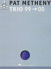 PAT METHENY - TRIO 99-00 GUITAR TAB SONG MUSIC BOOK NEW