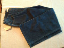 Covington Sport Slenderizing Fit Dark Wash Jeans Women's 8 Plain Front NWT $36