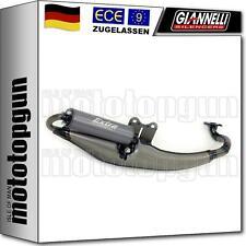 GIANNELLI AUSPUFF KOMPLETT RACE EXTRA V2 SYM JET 50 EURO X 2011 11