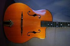 GUITARE JAZZ MANOUCHE du luthier Anton Sandner