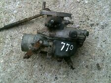 Oliver 770 77 rowcrop row crop tractor engine motor carburetor