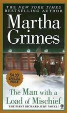 The Man With a Load of Mischief (Richard Jury Mystery) Grimes, Martha Mass Mark