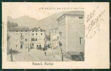 Vicenza Velo d'Astico cartolina QK7971
