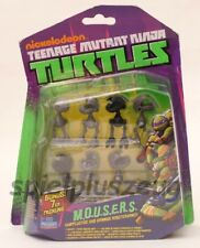 Teenage Mutant Ninja Turtles M.O.U.S.E.R.S Roboterarmee 7 Figuren NEU