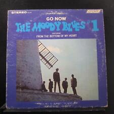 The Moody Blues - Go Now - Moody Blues #1 LP VG+ PS 428 1st 1968 Vinyl Record