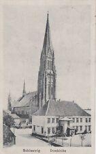 Schleswig AK 1919 Domkirche Schleswig-Holstein 1803246