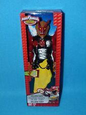 Power Rangers Dino Super Charge 30cm Figure - Villian Fury NEW