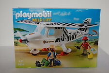 PLAYMOBIL 6938 Safari-Flugzeug Neu OVP