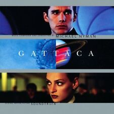 Gattaca Soundtrack CD - Michael Nyman (1998) *NEW & SEALED*