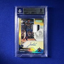 2017-18 Jonathan Isaac Vanguard Gold RPA Rookie Patch Auto RC 6/10 BGS 9 Prime