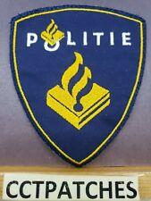 NETHERLANDS, POLITIE POLICE SHOULDER PATCH