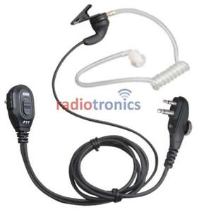 Genuine Hytera EAM12 PD405 PD505 TC610 TC620 Power 446 Covert Security Earpiece