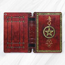 Horror Book Of Spells Occult Case For iPad 10.2 Air 3 Pro 9.7 10.5 12.9 Mini