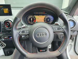 Audi RS3 2016 8v pfl Steering Wheel with airbag - suits Audi A3 S3 RS3, low kms