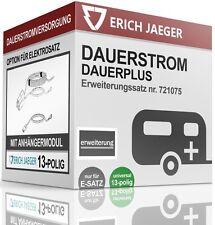 721075 OPTION DAUERSTROMVERSORGUNG FÜR E-SATZ 13-POLIG UNIVERSAL