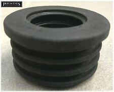 55mm x 32mm Rubber Soil Pipe Boss Adaptor Reducer for Tees & Strap Bosses etc...