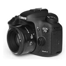 Yongnuo EF 50mm F1.8 Standard Prime Lens Kit for Canon Rebel DSLR Camera Filter+