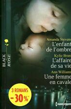 Livre Poche l'enfant de l'ombre l'affaire de sa vie une femme en cavale book