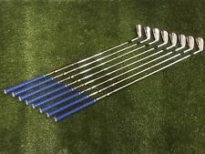 Mizuno MP 4 Forged Iron Set 3-PW DG S300 Stiff Steel Shaft Mens RH Tour Wrap