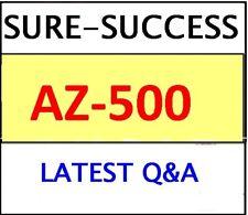 AZ-500  EXAM Q&A - MS Azure Security Technologies -LATEST