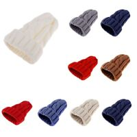 1/6 Fashion Doll Knitted Cap Winter Hat for Blythe Doll Outfit Accessories