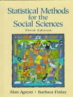 Statistical Methods for the Social Sciences Hardcover Alan Agresti