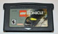*LEGO BIONICLE NINTENDO GAMEBOY ADVANCE SP GBA
