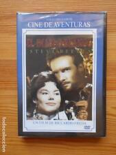 DVD EL DIABLO BLANCO - STEVE REEVES - NUEVA, PRECINTADA (9V)