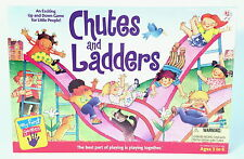 1999 SEALED CHUTES AND LADDERS GAME 3--6 YEARS BOYS AND GIRLS~ My First Games