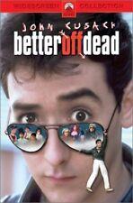 Better Off Dead Joun Cusack Dvd New