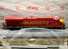 INTERMOUNTAIN HO Scale 49747S-07 Iowa Interstate ES44AC Locomotive ESU DCC Sound