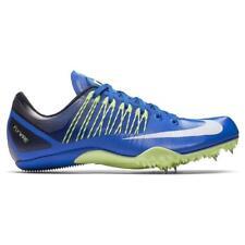 New Nike Zoom Celar Track Spikes Sprint Light Size Mens 6.5 Blue Volt