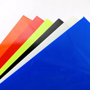 Glass Fibre G10 Composite Material Sheet DIY knives Handle Spacer Liner Making