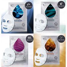 AHC Facial Sheet Mask Pack Moisturizing Whitening Revitalizing Nourishing 4Types