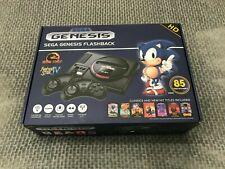 SEGA Genesis Flashback HDMI Console 1750 Classic Games 2 Wireless Controllers
