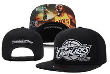 Capellino NBA basket Cap Cleveland Cavaliers Snapback King Lebron James Capello