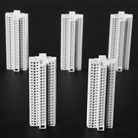 1:500 Modern White Tall Building Office 23-Story Outland Models Train Railway