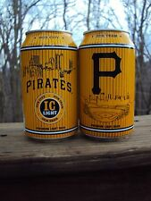 Pittsburgh Brew Co. Ic Light 2017 Pittsburgh Pirates 12 oz beer can (1st can)