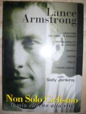 LANCE ARMSTRONG - NON SOLO CICLISMO IL MIO RITORNO ALLA VITA - ANNO:2000 (QM)